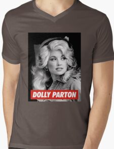 dolly parton gifts Mens V-Neck T-Shirt