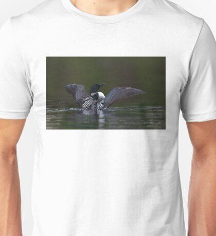 Common loon - Wilson Lake T-Shirt