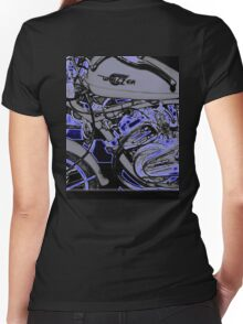 Whizzer >>>>> Women's Fitted V-Neck T-Shirt