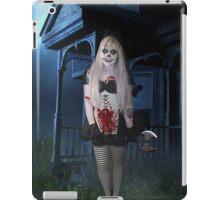 Cute Killer Clown iPad Case/Skin