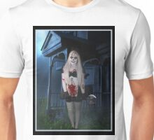 Cute Killer Clown Unisex T-Shirt