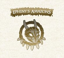 Ephiny's Amazons Nation Zipped Hoodie
