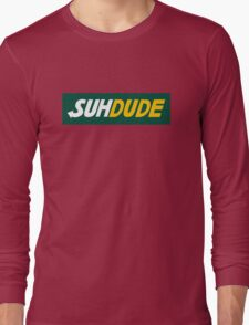 suh dude design Long Sleeve T-Shirt