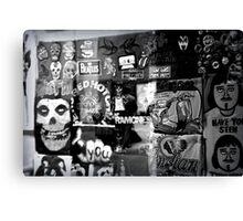 Punk Rock Show Canvas Print