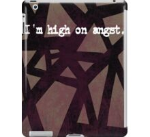 High on Angst iPad Case/Skin