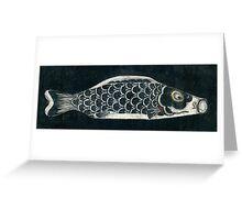 Kite Fish Greeting Card
