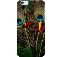 Birds Of A Feather 1 iPhone Case/Skin