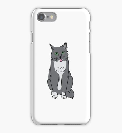 The Kitty Cat iPhone Case/Skin