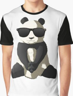 Panda. Graphic T-Shirt