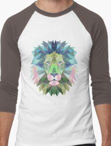 Lion  Men's Baseball ¾ T-Shirt