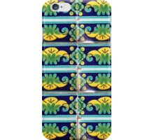 Spanish Tiles 1 iPhone Case/Skin