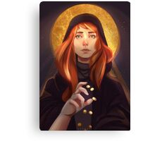 Saint of Thieves Canvas Print