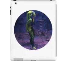 Oola Tribute iPad Case/Skin