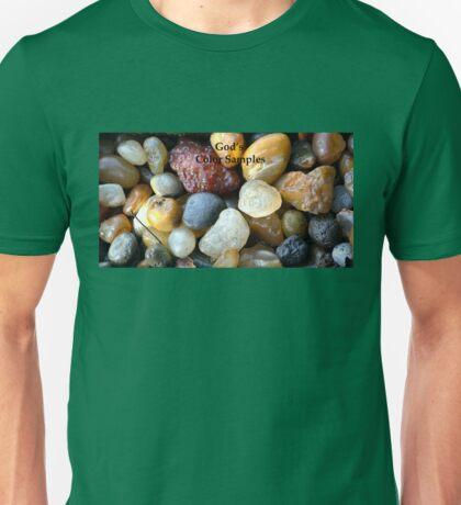 God's color sample Unisex T-Shirt