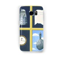 A homage to Rene Magritte. Samsung Galaxy Case/Skin