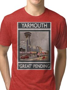 Yarmouth - 'Great Pending' Tri-blend T-Shirt