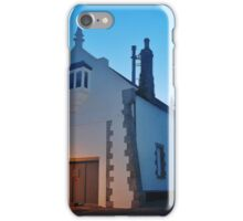Lifeboat Hut, Fistral iPhone Case/Skin
