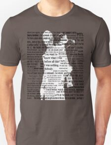 Daryl Dixon Quotes The Walking Dead TWD Graphic  T-Shirt