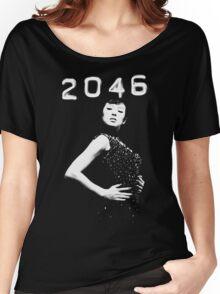 2046 - WONG KAR WAI Women's Relaxed Fit T-Shirt