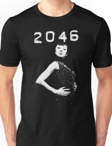 2046 - WONG KAR WAI Unisex T-Shirt