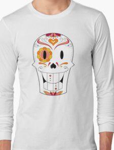 Papyrus Sugar Skull Long Sleeve T-Shirt