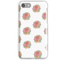 Rose Phone Case White iPhone Case/Skin