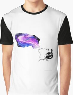 Blowing space  Graphic T-Shirt