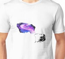 Blowing space  Unisex T-Shirt
