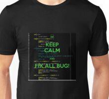 fix_all_bug Unisex T-Shirt
