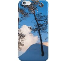 Above the Clouds. Saxon Switzerland iPhone Case/Skin