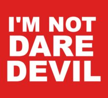 I'm Not Daredevil One Piece - Short Sleeve