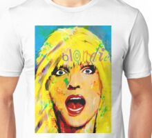 BLONDIE DEBBIE HARRY Unisex T-Shirt