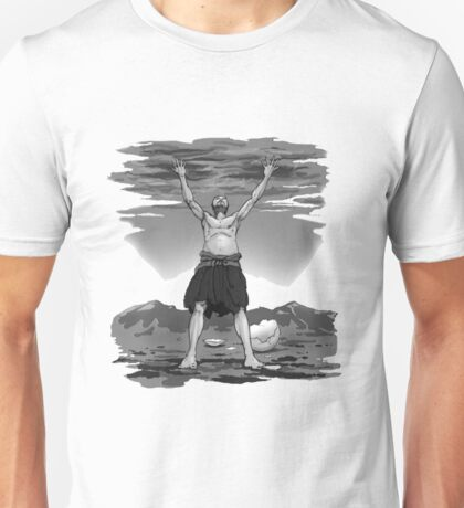 Pangu, The Man. Unisex T-Shirt
