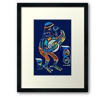Birdman Picker Framed Print