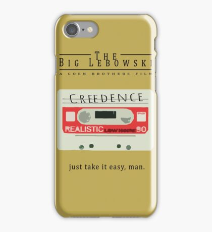 Creedence iPhone Case/Skin