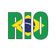 Rio. Photographic Print