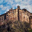 Edinburgh Castle  by JennyRainbow