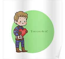 You can do it!  Poster