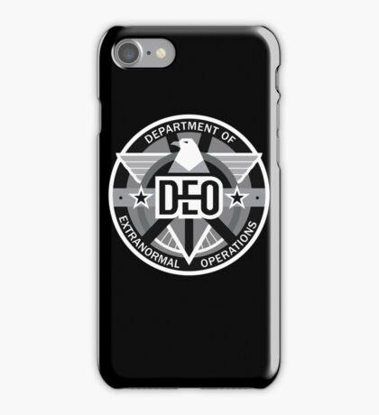 D.E.O. iPhone Case/Skin