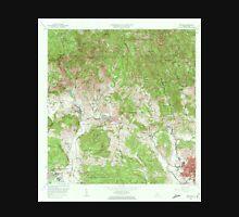 USGS TOPO Map Puerto Rico PR Penuelas 362188 1964 20000 Unisex T-Shirt