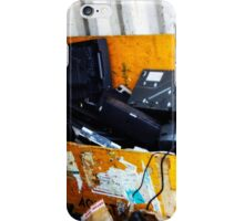 At the other end of technology  iPhone Case/Skin