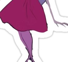 Mad Madam Mim Sticker