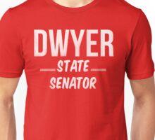Vote Budd Dwyer for State Senator  Unisex T-Shirt