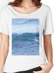 Surf wave Women's Relaxed Fit T-Shirt