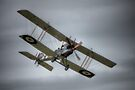 Royal Aircraft Factory BE2e A2943  by Nigel Bangert