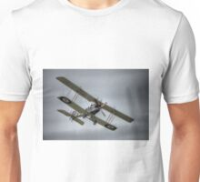 Royal Aircraft Factory BE2e A2943  Unisex T-Shirt