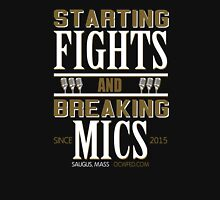 Fights n Mics: OCW Sophia Womens Fitted T-Shirt