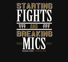 Fights n Mics: OCW Sophia Womens Fitted T-Shirt
