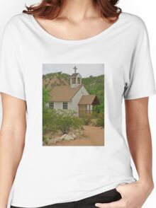 Unique Church Women's Relaxed Fit T-Shirt