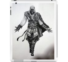 Assassins Creed Ezio Drawing iPad Case/Skin